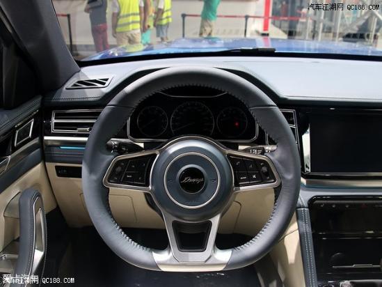 众泰大迈X7淡季促销降价2万大迈X7团购报价多少