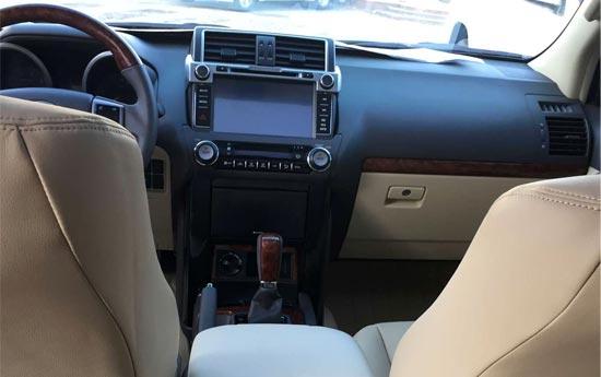 阿曼版丰田霸道2.7价格 7座霸道最新配置