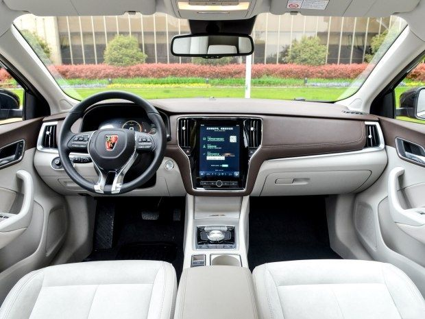 上汽荣威ei6顶配车型配置公布 4月19日上市