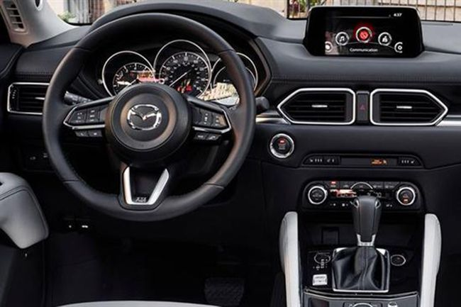 全新马自达CX-5下半年上市 推出7座版车型