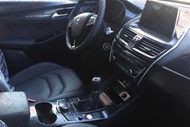 宝沃BX5入门车型路试谍照 或搭1.4T发动机
