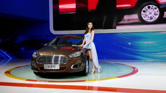 国庆最新购车消息  2016款福特福睿斯优惠价格