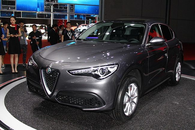 阿尔法·罗密欧SUV或6月3日上市 39.9万起售