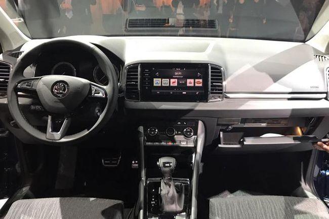斯柯达KAROQ全球首发 将于2018年国产上市