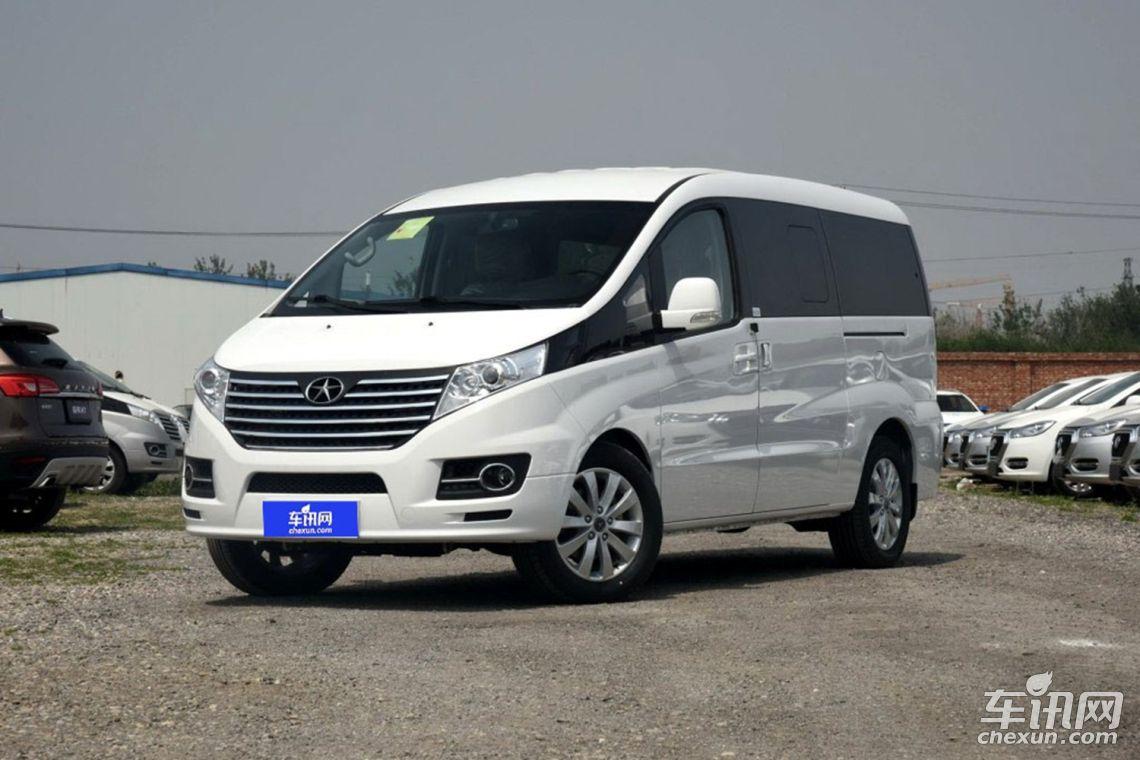 瑞风M5增两款尊贵版车型 售20.18-21.18万