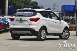 长安汽车-长安CS35-1.6L 自动豪华型