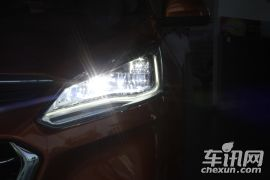 东风裕隆-优6 SUV-改款 1.6T 时尚型