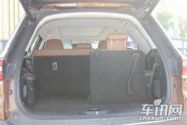 长安汽车-长安CS95-2.0T 四驱智驭版