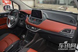 江淮汽车-瑞风S3-1.5L 手动豪华智能型