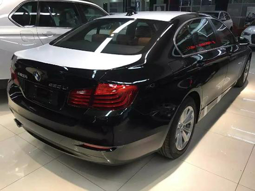 【宝马17款525Li豪华型最低价格 北京行情】配置上,新车将提供LED图片