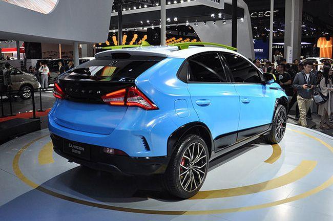 纳智捷新车计划 全新小型SUV将10月上市