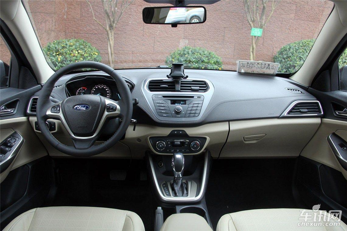 福特福睿斯最新优惠1.68万元 可试乘试驾