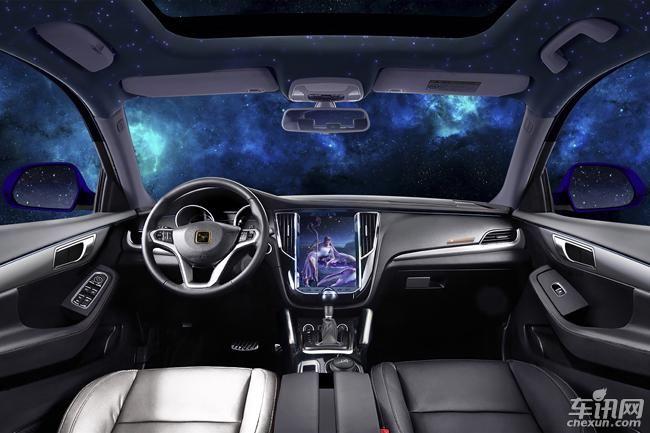 众泰SR7巨蟹座版正式开启预售 9.98万起