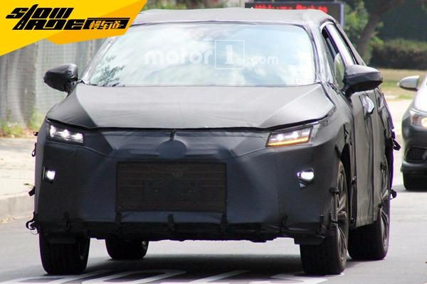年底有望推出7座版本 雷克萨斯RX路试曝光