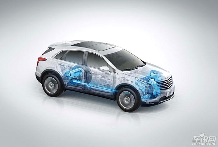 凯迪拉克XT5轻混动车型全新上市 创新节奏