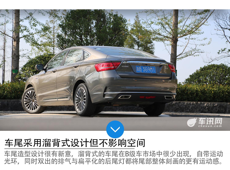更贴近豪华车品质 试驾吉利新博瑞1.8T