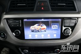 吉利汽车-远景X3-1.5L 自动尊贵型