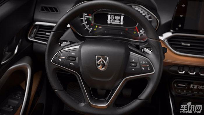 宝骏510自动挡正式上市 售6.88-7.58万元