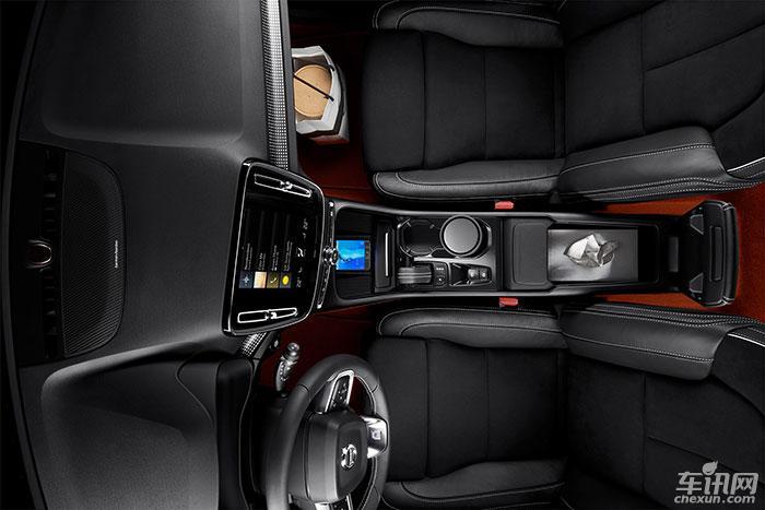 沃尔沃全新XC40发布 搭T5 Drive-E动力系统