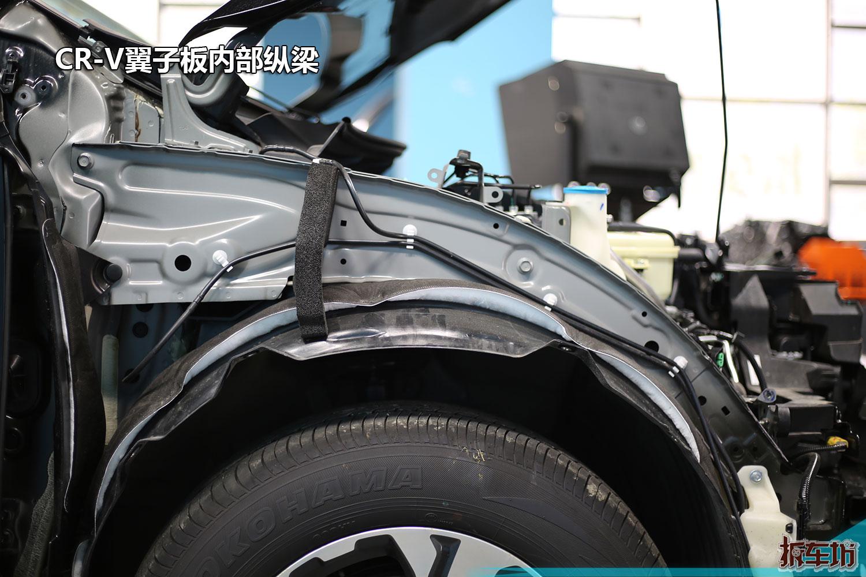 见证长城汽车最高工艺水准 WEY VV5s 6.9分