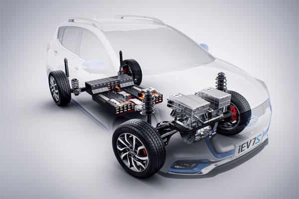 江淮新能源亮相中国智能与新能源汽车论坛