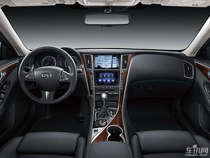 东风英菲尼迪Q50L推科技版 将现有车型增配