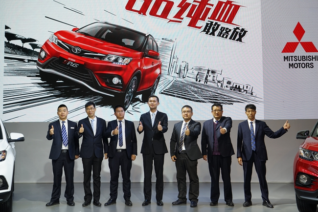 东南汽车亮相昆明车展 2018款DX3闪耀全场