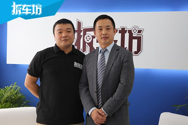专访长马汽车销售分公司市场部副总监曹挺