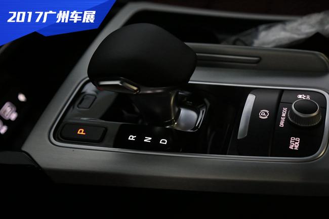 2017广州车展  进口起亚斯汀格新车图解