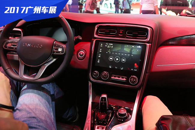 2017广州车展     四款国产SUV新车推荐