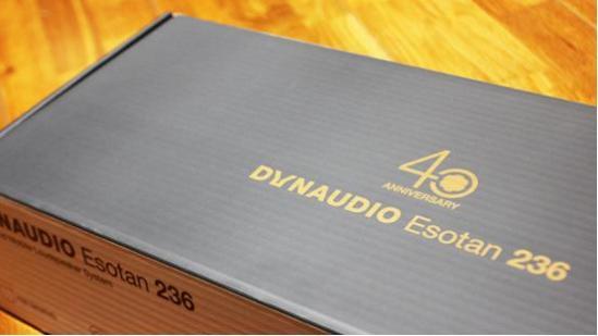 丹拿首推汽车音响周年纪念版产品 Esotan 236套装售4980元