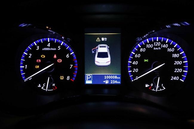 全新启辰D60绕地球2.5圈 行驶十万公里归来