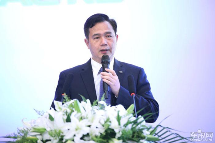 广汽新能源梦之队聚首 公布2018蓝色宣言