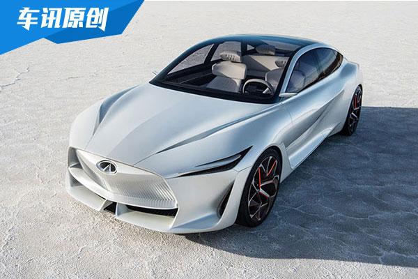 英菲尼迪Q Inspiration概念车北美车展首发