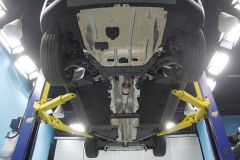 宝马X1sDrive 20Li 领先型-底盘