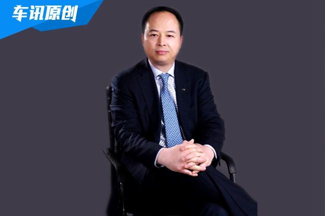 """广汽乘用车总经理郁俊恭贺新春 祺""""创美好"""