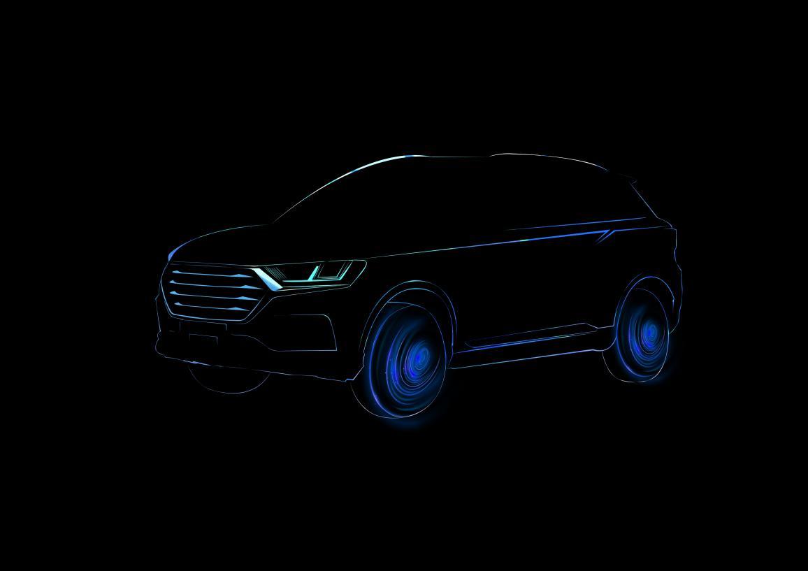 SWM斯威G01命名公布 全新平台的战略车型