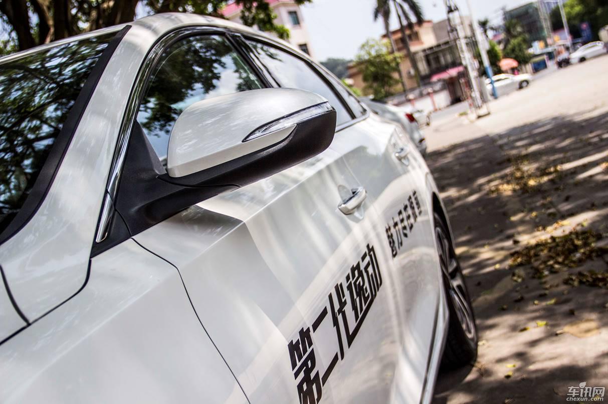 新品质家轿典范 试驾第二代逸动&逸动DT