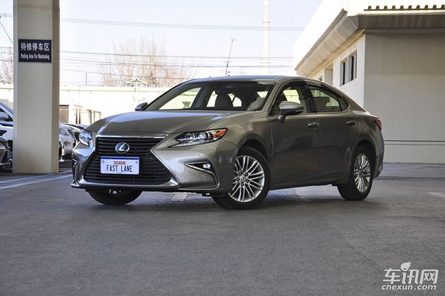 雷克萨斯ES购车优惠1.5万元 现车销售