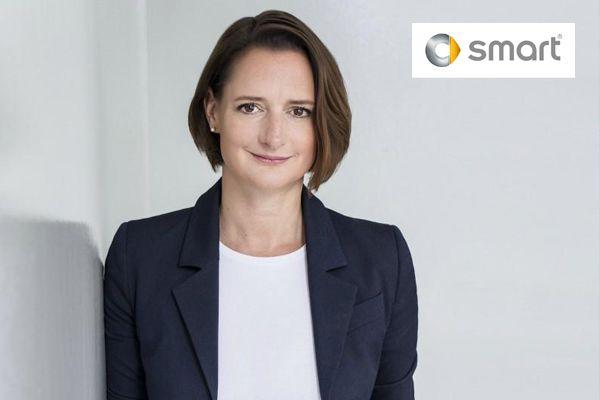戴姆勒任命Karen Adt为Smart品牌负责人