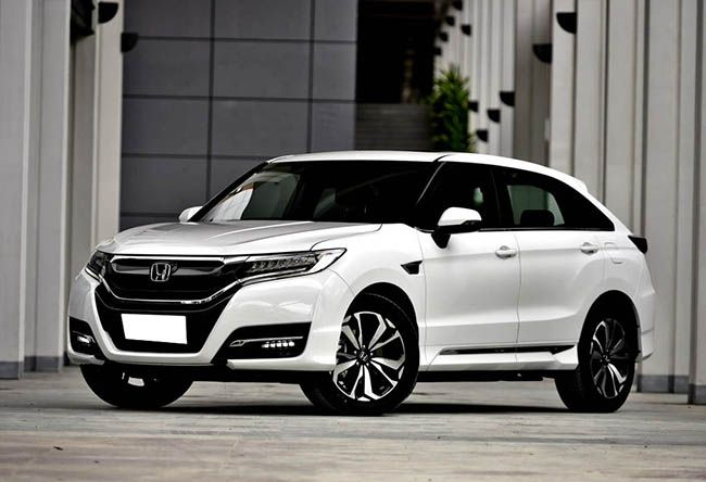 东风本田UR-V最高可优惠1万元 现车在售