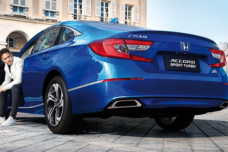 Honda中国发布2018年6月终端汽车销量