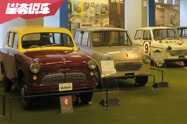 从1955到2018年 铃木汽车历年车型全汇总