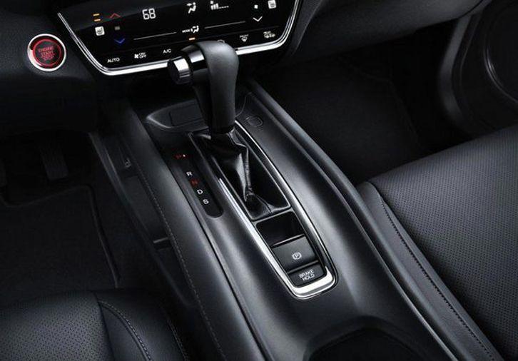 本田新款HR-V官图发布 将搭载1.8L发动机
