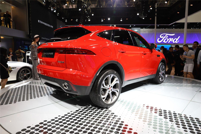 捷豹E-PACE将于8月29日上市 定位紧凑型SUV