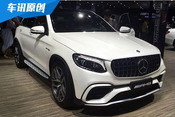 2018成都车展:奔驰AMG GLC 63正式发布