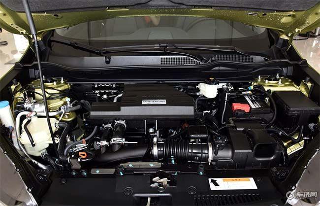 东风本田CR-V最高可优惠1.2万元 现车充足