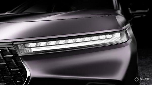 或年底发布 宝骏全新紧凑型SUV预告图曝光