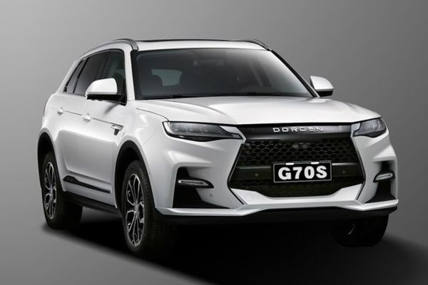 大乘汽必威手机版首款SUV官图曝光 9月17日品牌发布
