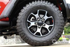 Jeep(进口)-牧马人-2.0T Sahara四门版